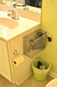 Brilliant Small Bathroom Storage Organization Ideas 39