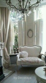 Cozy French Country Living Room Decor Ideas 12