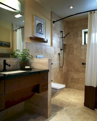Creative Tiny House Bathroom Remodel Ideas 45
