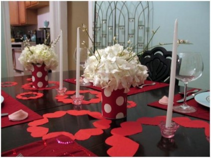 Inspiring Table Decoration Ideas For Valentines Party 16