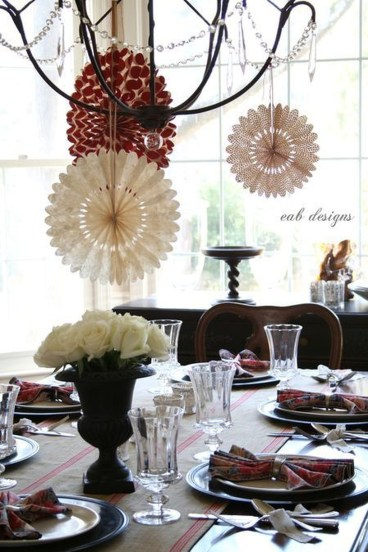 Inspiring Table Decoration Ideas For Valentines Party 22