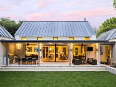 Modern Farmhouse Exterior Designs Ideas 03