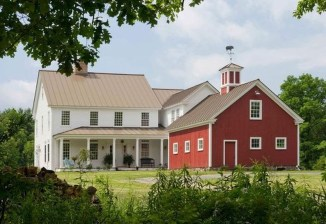 Modern Farmhouse Exterior Designs Ideas 37
