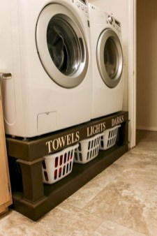 Totally Inspiring Small Functional Laundry Room Ideas 12