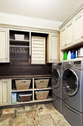 Totally Inspiring Small Functional Laundry Room Ideas 44