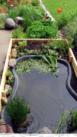 Affordable Water Features Design Ideas On A Budget 07