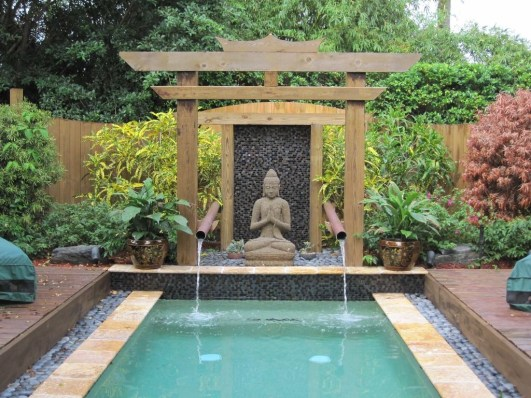 Affordable Water Features Design Ideas On A Budget 22