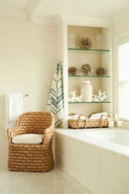 Awesome Coastral Nautical Bathroom Design Ideas 13