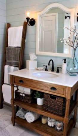Awesome Coastral Nautical Bathroom Design Ideas 20