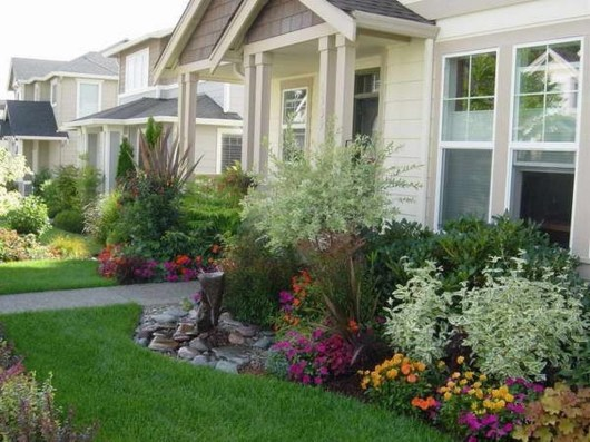 Gorgeous Front Yard Landscaping Remodel Ideas 30