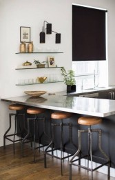Stunning Luxury Black Kitchen Design Ideas 03