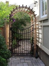 Totally Inspiring Front Yard Fence Remodel Ideas 29