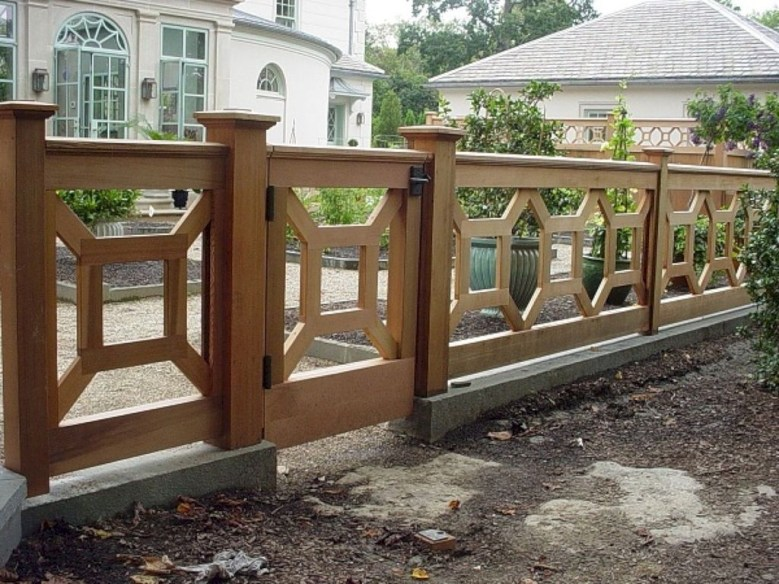 Totally Inspiring Front Yard Fence Remodel Ideas 43