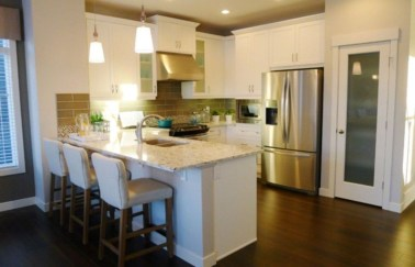 Astonishing U Shaped Kitchen Remodel Ideas 02