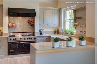 Astonishing U Shaped Kitchen Remodel Ideas 39