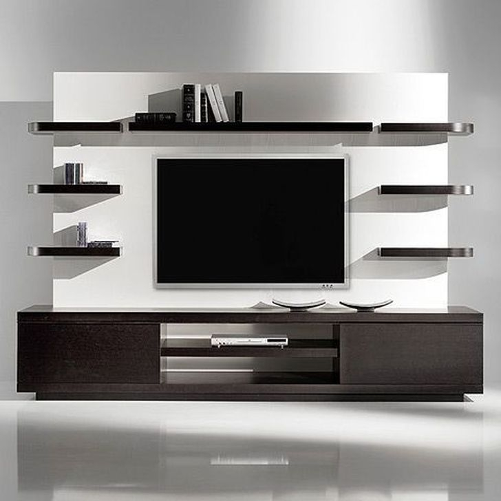 Best Ideas Modern Tv Cabinet Designs For Living Room 02