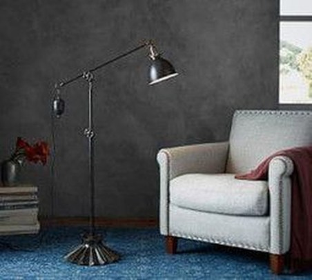 Creative Industrial Floor Lamps Design Ideas 41