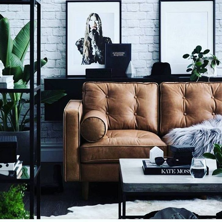 Modern Apartment Décor For Living Room 39