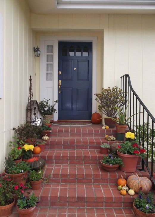Stunning Exterior Paint Colors Red Brick Ideas 09