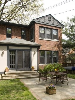 Stunning Exterior Paint Colors Red Brick Ideas 39