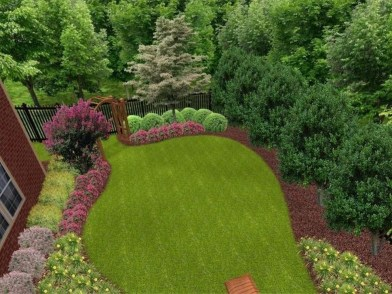 Absolutely Difference Small Backyard Landscaping Ideas 42