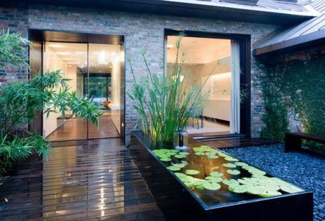 Amazing Modern Water Feature For Your Landscape03