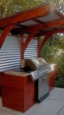 Awesome Outdoor Kitchen Design Ideas 31