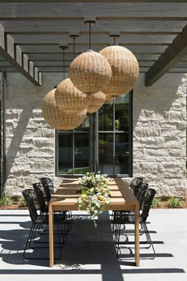 Awesome Outdoor Kitchen Design Ideas 32