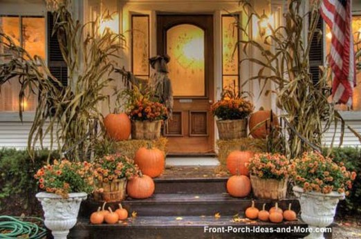 Cozy Vintage Halloween Decoration For Outdoor Ideas 08
