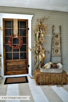 Cozy Vintage Halloween Decoration For Outdoor Ideas 26