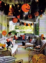 Cozy Vintage Halloween Decoration For Outdoor Ideas 29