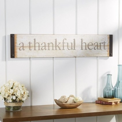Fabulous Farmhouse Wall Decor Ideas37