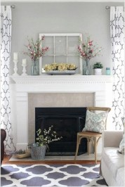 Popular French Country Living Room Decor Ideas 22