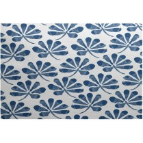 Romantic Floral Printed Rug Ideas To Beautify Your Floor15