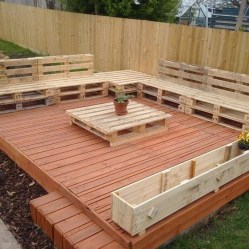 Simple Wooden Pallet Projects Diy Ideas 39