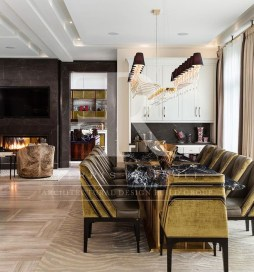 Awesome Dining Room Design And Decor Ideas22