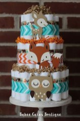 Charming Winter Themed Baby Shower Decoration Ideas11