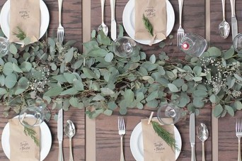 Charming Winter Themed Baby Shower Decoration Ideas44