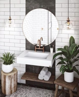 Cozy Bathroom Design And Decor Ideas10