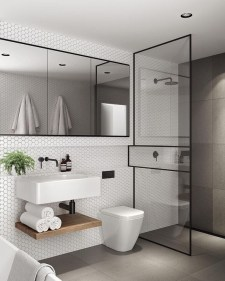 Cozy Bathroom Design And Decor Ideas38