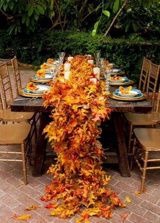 Cute Fall Wedding Ideas30
