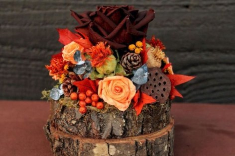 Cute Fall Wedding Ideas43