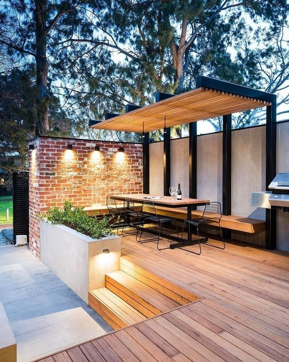 Incredible Backyard Patio Design And Decor Ideas08