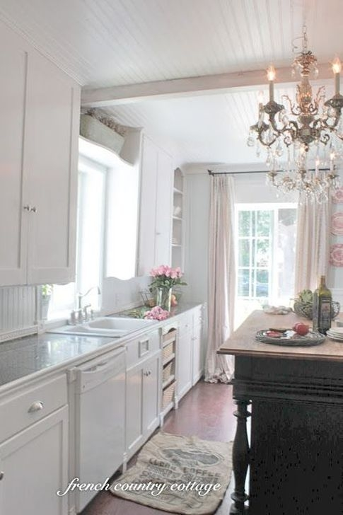 Magnificient French Country Kitchen Design And Decor Ideas07