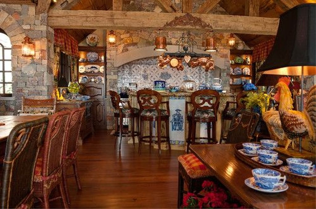 Magnificient French Country Kitchen Design And Decor Ideas29