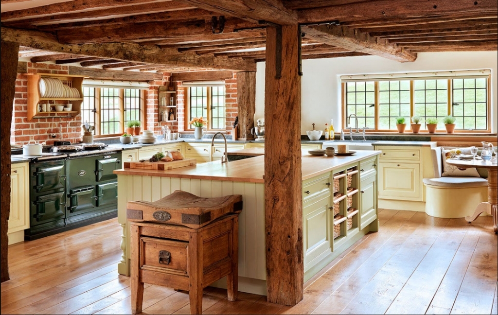 Magnificient French Country Kitchen Design And Decor Ideas42