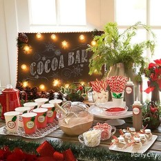Simple Diy Winter Party Decoration Ideas43