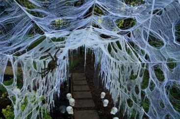 Unique Crafty Diy Outdoor Halloween Decorating Ideas03