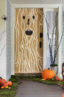 Unique Crafty Diy Outdoor Halloween Decorating Ideas08