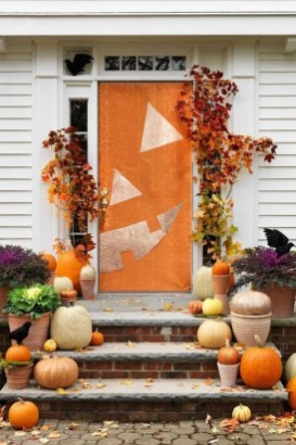 Unique Crafty Diy Outdoor Halloween Decorating Ideas27